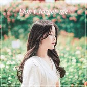 Don't Forget Me - Single
