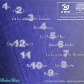 """David_Bazo """"La Caja de Pandora"""" Back Cover"""