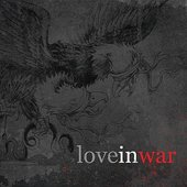 Love in War - Cover art