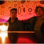 Jonothan Ford and Chris in Portland during Night Mute session one