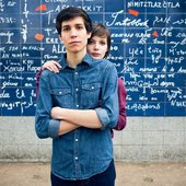 Vicky and Leo = The Pirouettes