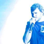 David Velasco Porter's new lead singer ...