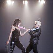 FUSE - rock electric violin duo