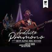 Ardhito Pramono Live at Jakarta International Java Jazz Festival 2020