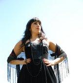 Claudia Aurora (photo by Nick Johnston)