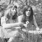 Elly and Rikkert, around 1970