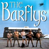 The Barflys - CD Front