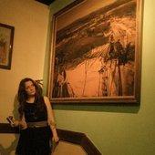 Heidi Harris at The Chelsea Hotel