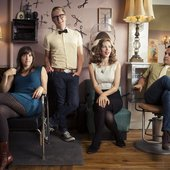 Lake Street Dive in the Barber Shop