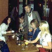 Franck Pourcel with ABBA :1978