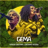 Gema (342 Amazônia ao Vivo no Circo Voador) - Single