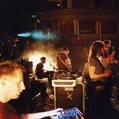 Alpha play the Albert Hall London