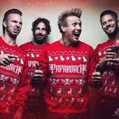 New Year Papa Roach