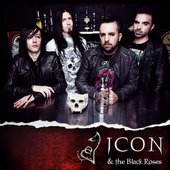 Icon & the Black Roses - Thorns (2013)