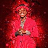 thumb2-4k-dababy-2020-american-rapper-red-costume.jpg