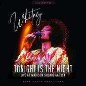 Whitney Houston - WNEW FM Radio Broadcast Madison Square Garden April 1991
