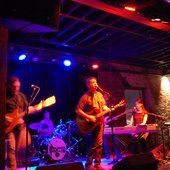 Live at The High Watt, Nashville, TN 2015