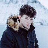 Petit Biscuit at Iceland 2019