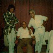 Mohammad Reza Shajarian, Jalil Shahnaz & Ahmad Ebadi