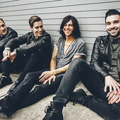 Sleeping with Sirens Promo 2014 PNG