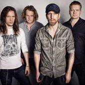 Tieflader (Alex Scholpp - guitar, Benny H. Baur - drums, Patrick Schneider - vocals, Robert Swoboda - bass)