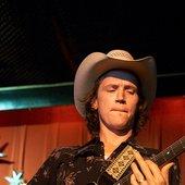 At the Continental Club, Austin Texas