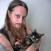 fenriz og en katt
