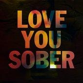 Love You Sober - Single