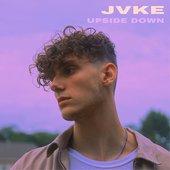 JVKE - Upside Down (Cover Art)