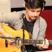 Radio 1's Live Lounge.