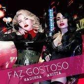 Musica de Madonna, Anitta