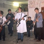 Grunge band from Russia