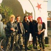 Extreme Noise Terror (German Tour 1990)