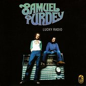 Samuel Purdey Lucky Radio Single Cover