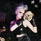 Alice Glass for Now Magazine