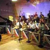 The Airmen of Note at XM Radio Studios in December 2004