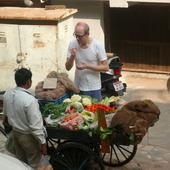 Jason Kahn in Delhi (Wolf Notes, Issue 2, June 2011)