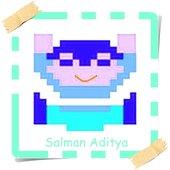 Salman aditya 8bit 221 icon