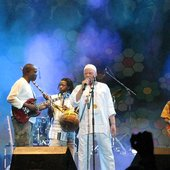 Salif Keita at the 2007 Sziget festival in Budapest