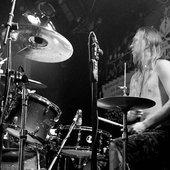 drummer Sergey Ivanov