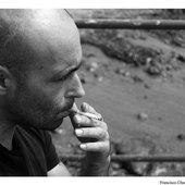 Smoke my fucking face. Photo by Francisco Ubeda Llorente
