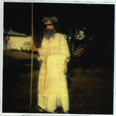 Beck, Age 8, dressed as God for Halloween