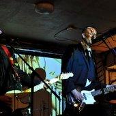 Lord Numb live at ROTA/WLM gig, Notting Hill art club