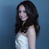 Filipa Azevedo at Eurovision Song Contest Oslo 2010 dress rehearsals.
