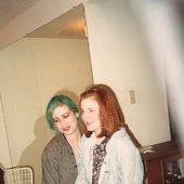 Anna Joy and Annie