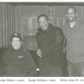 Cedar Walton Trio 2010