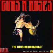 Guns N' Roses - Deer Greek 1991 / The Illusion Broadcast