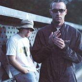 UNKLE and DJ Shadow