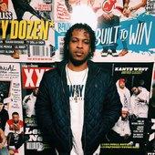 G Perico for XXL Magazine