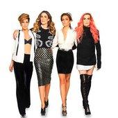 Regina, Melissa, Karla, Angie
